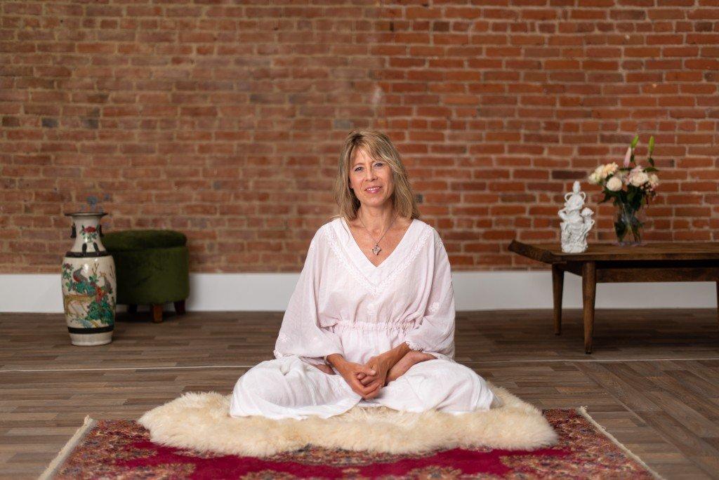 Executive meditation trainer for conscious companies